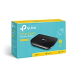 Коммутатор TP-LINK TL-SG1005D, switch 5-port 10/100/1000Mbps